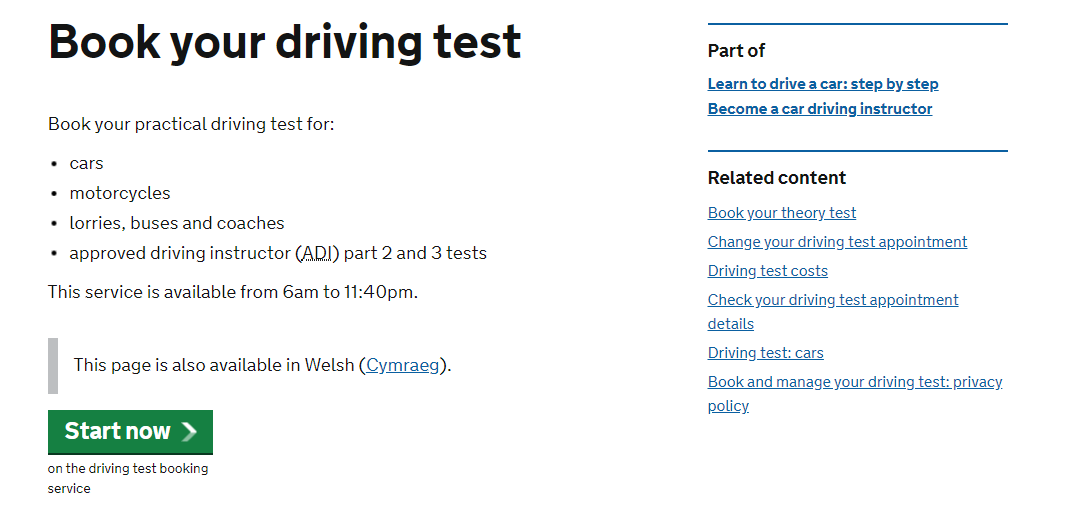 Driving Test Cancellations - Find Earlier Driving Tests